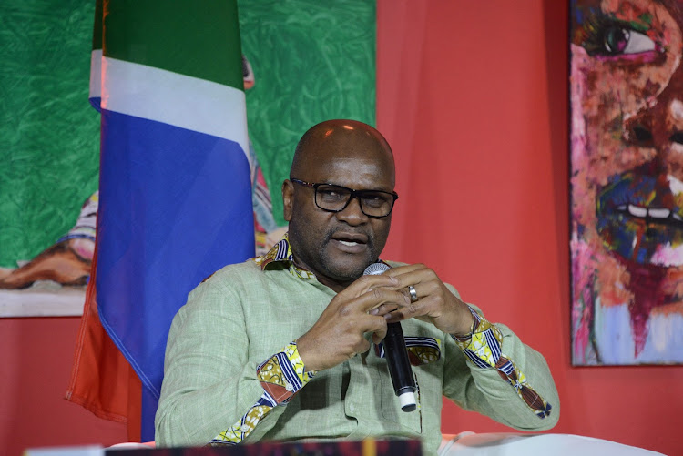 Sports, arts and culture minister Nathi Mthethwa says he has been with no other option.
