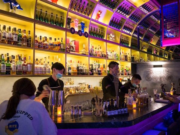 Nite Nite bar酒鈅酒,憑文章活動再打九折,科技大樓酒吧推薦、大安區酒吧推薦