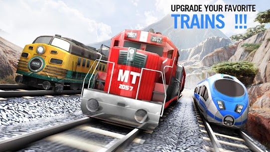 Hill Train Apk simulator 2019 – Train Games 2