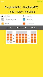 NokScoot Airlines screenshot 4