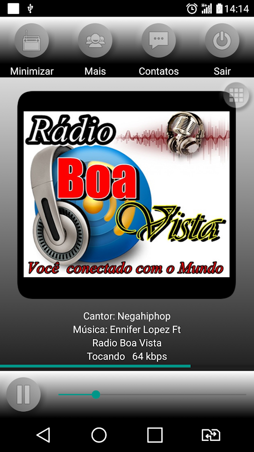 Radio Boa Vista RR- screenshot