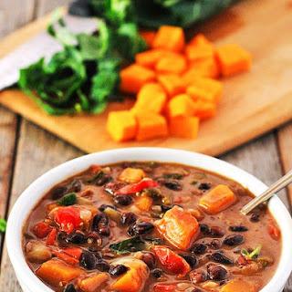 Black Bean Butternut Squash Stew Recipe