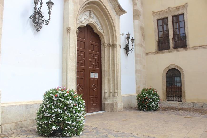 Santuario Virgen del Mar.