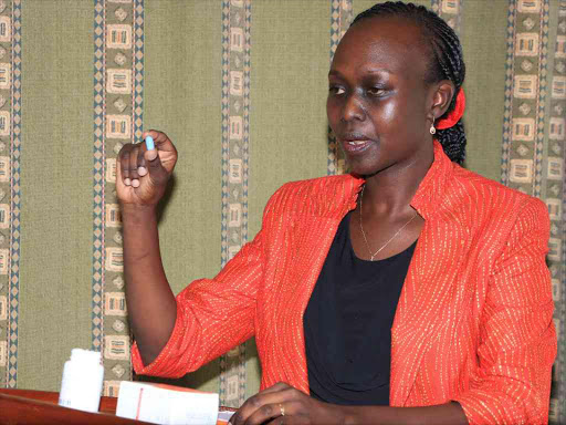 Eight out of 10 Kenyan women drop PrEP within six months