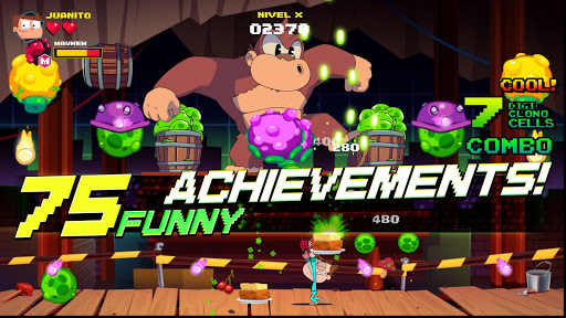 Arcade Mayhem Juanito for PC