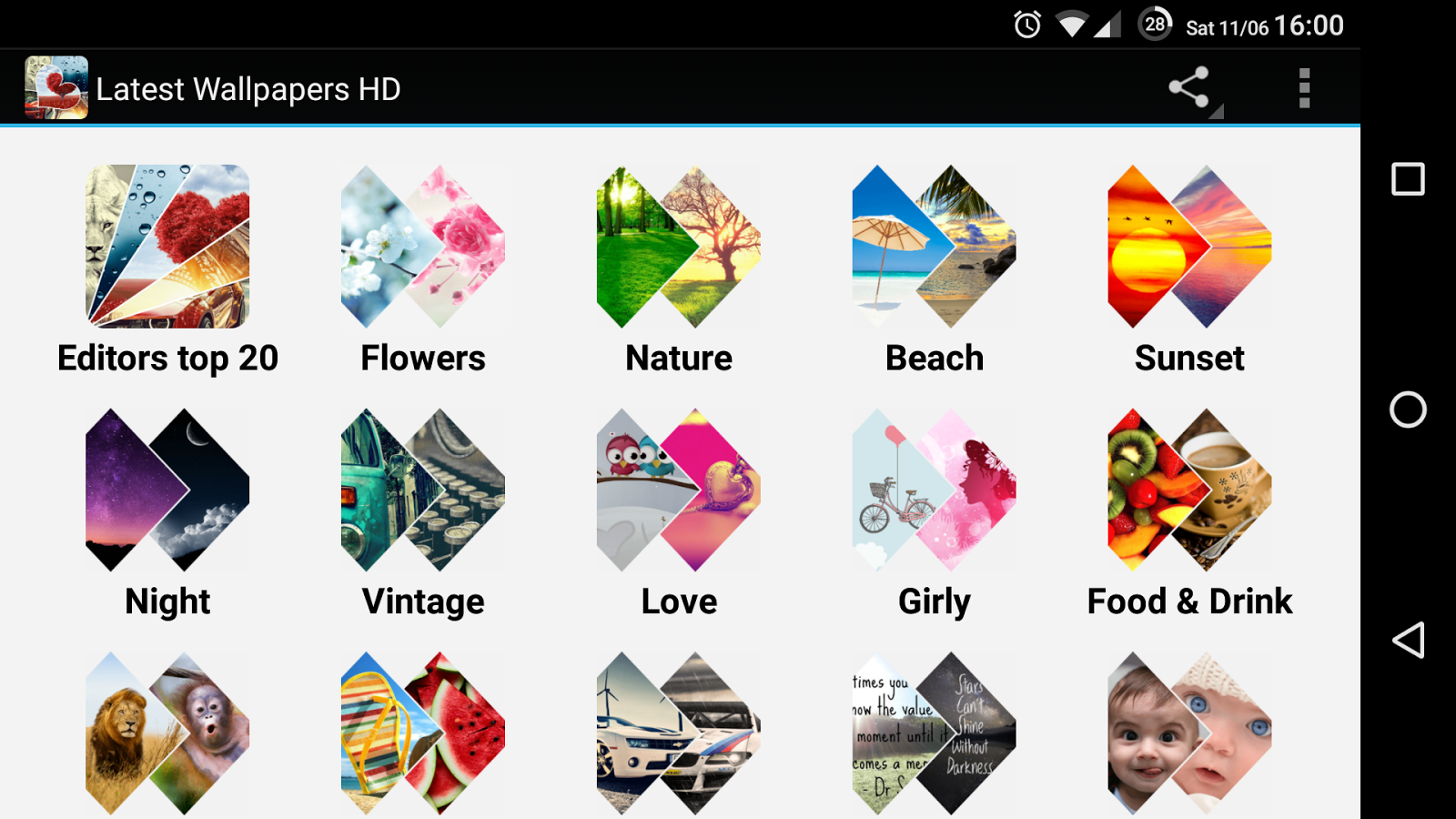 latest wallpapers hd android apps on google play