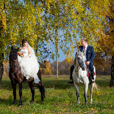 Wedding photographer Yuliya Ilina (foto73ru). Photo of 15.04.2017