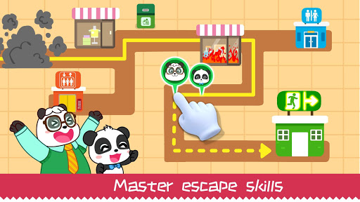Baby Panda's Kids Safety - screenshot