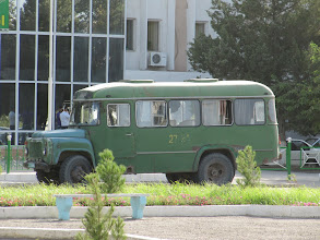 Photo: Day 160 - Another Old Bus