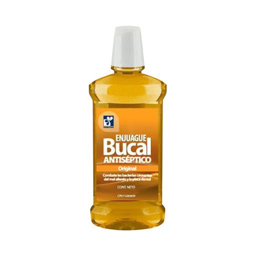 enjuague bucal farmatodo citrus 250ml
