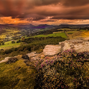 Sunset at Hathersage-2.jpg
