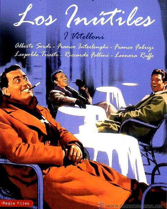 Los inútiles (1953, Federico Fellini)
