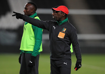 Le Cameroun limoge Clarence Seedorf et Patrick Kluivert