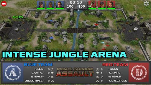 Télécharger Gratuit Primal Carnage Assault mod apk screenshots 3