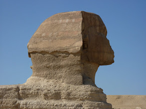 Photo: Kairo, Sphinx
