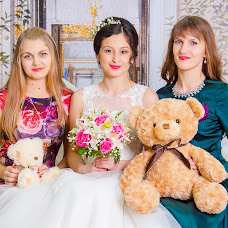 Wedding photographer Darya Samushkova (DaryaLeon). Photo of 14.03.2016