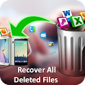 Recover Deleted All Photos, File And Contacts icon