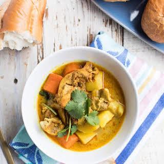 Vietnamese Chicken Curry.