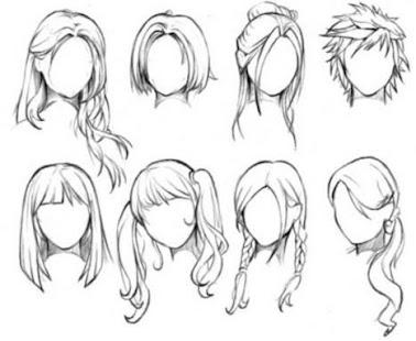 DIY Manga Drawing Ideas Screenshot Thumbnail