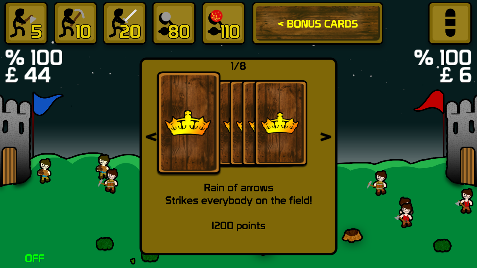 Age of Castles 2- screenshot