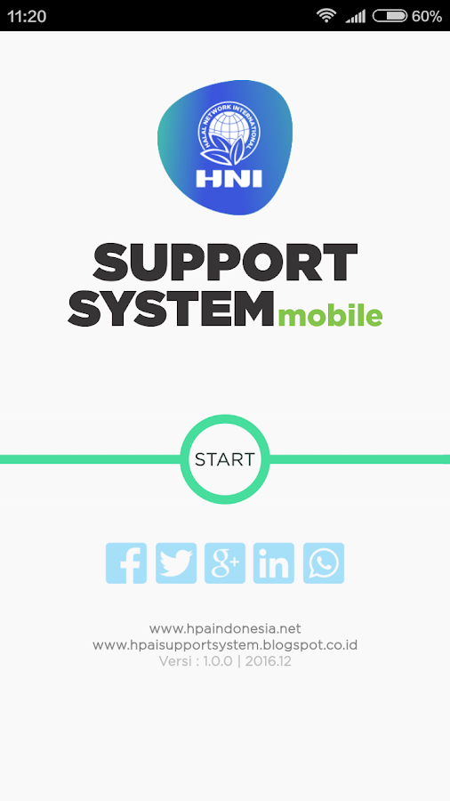 HNI Support System