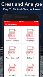 Compress PDF Files - náhled