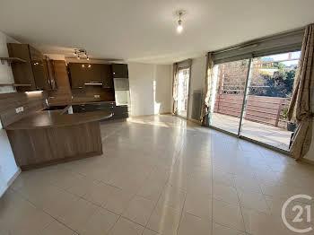 Appartement 3 pièces 72,59 m2