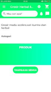 Grosir Herbal dan Madu Azzikra - náhled