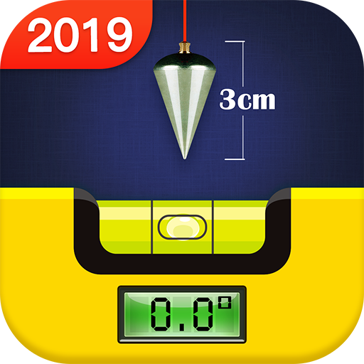 Ruler - Bubble Level - Angle Meter Icon