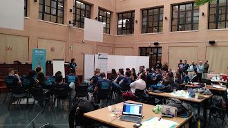 Presentación de Ideas Factory Summit en la UAL.