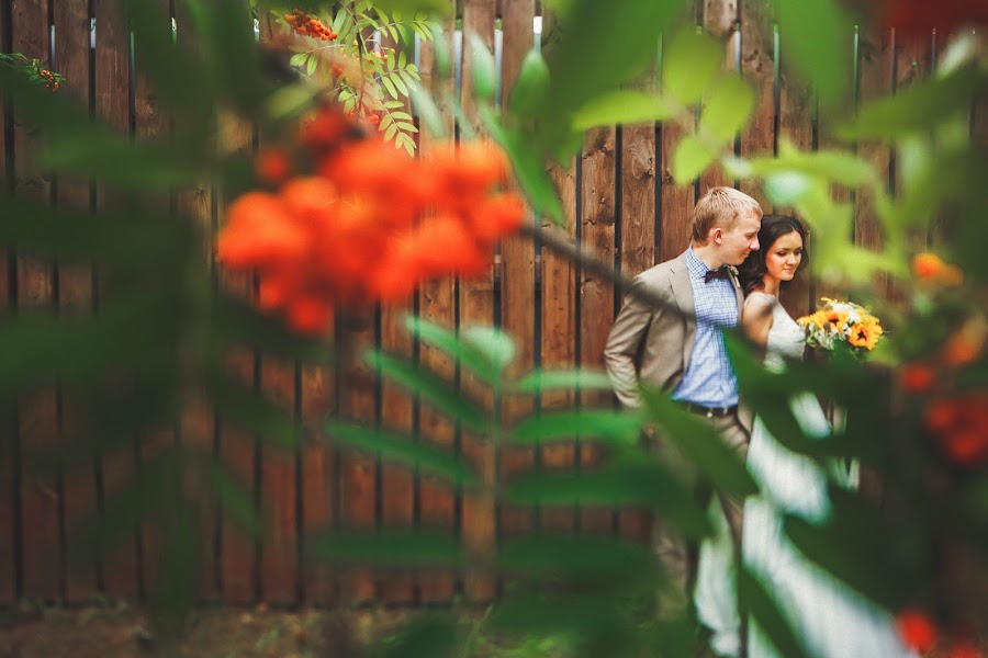 Wedding photographer Slava Semenov (ctapocta). Photo of 10.10.2014