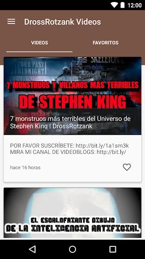 DrossRotzank Videos