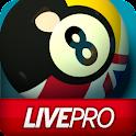 Pool Live Pro - 8-Ball & more icon