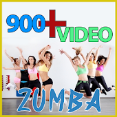 900+ Zumba Dance Exercise