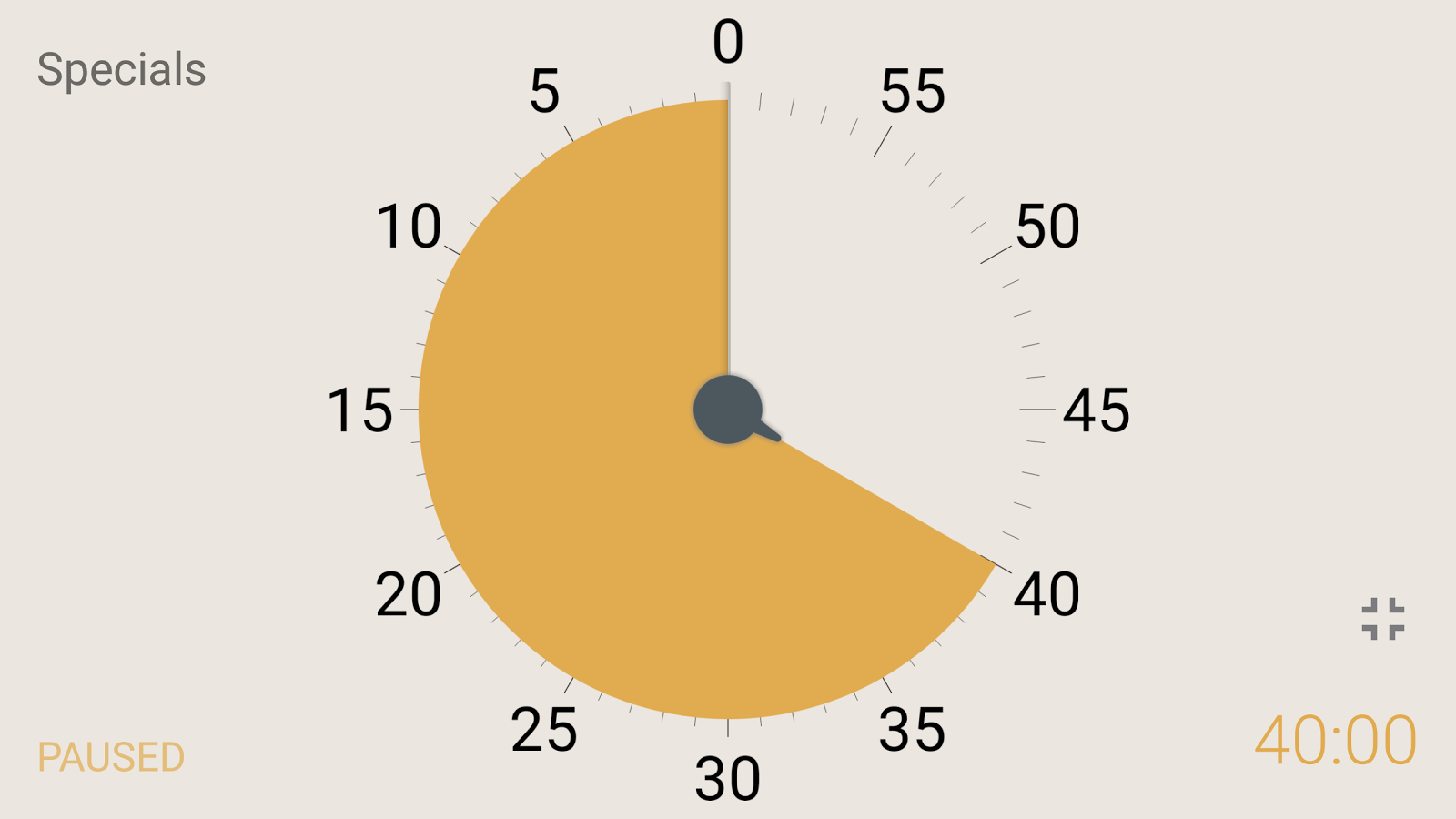 Time Timer Visual Productivity- screenshot