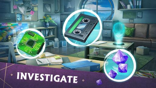Mystery Manor: hidden objects  screenshots 7