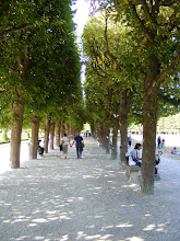 Photo: There are a number of narrow tree-lined paths on the grounds