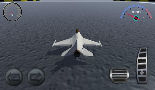 F16 Drift Canavarı 3D