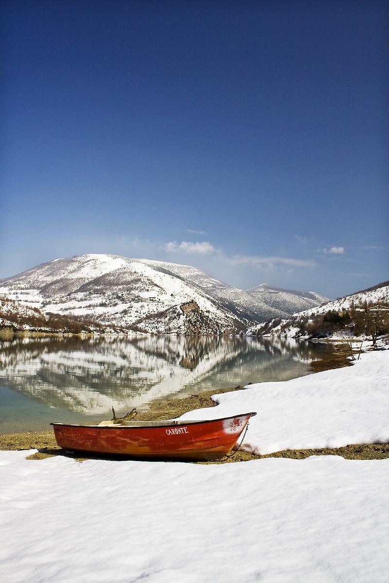 Neve al lago di Franz78
