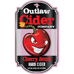 Outlaw Cider Company Cherry Bomb Hard Cider