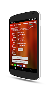Music Player - Mp3 Player- screenshot thumbnail