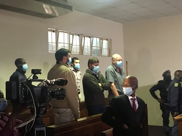The accused have been granted bail.