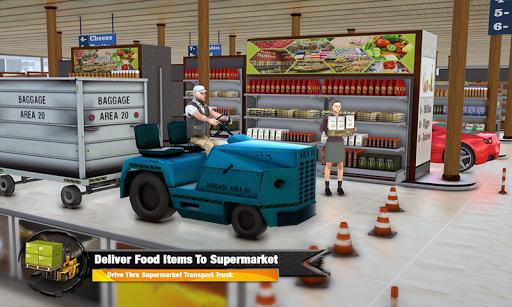 Supermarket Cargo Transport Truck Driving Sim 2019 androidhappy screenshots 2