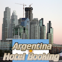 Argentina Hotel Booking icon