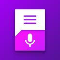 تبدیل گفتار به نوشتار فارسی - بگو مینویسه icon
