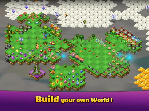 Mergeland - Merge Dragons and  Build dragon home screenshots 15