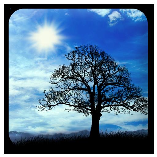 Blue Sky Free Live Wallpaper Icon