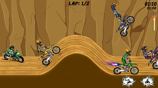 Stunt Extreme - BMX boy 5.8 screenshots 1