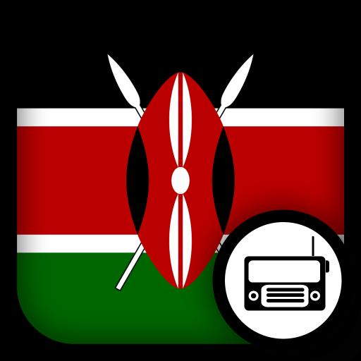 Kenya Radio 娛樂 LOGO-玩APPs