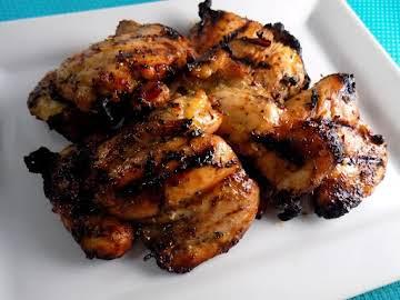 Chicken Thighs Herbs de Provence